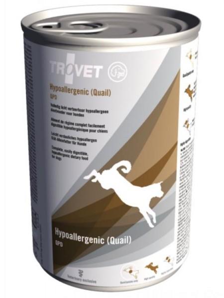 Trovet Hypoallergenic QPD Hund 6x400g