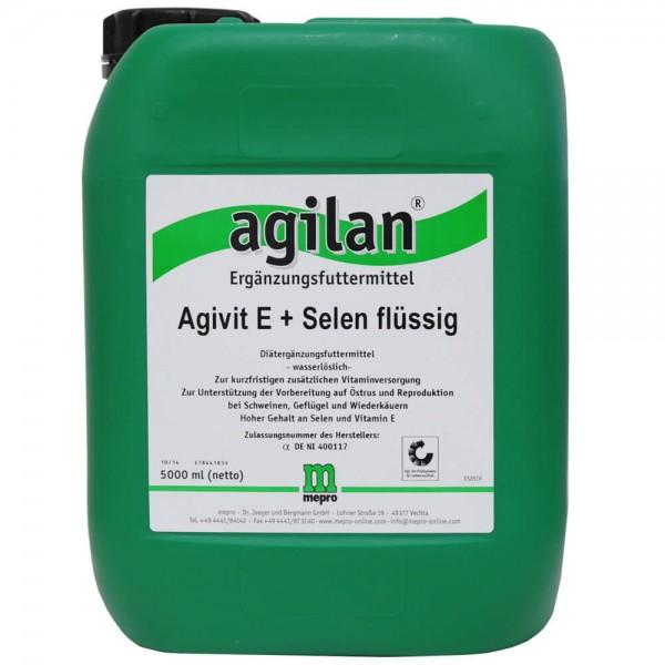 agilan Agivit E + Selen flüssig 5000ml