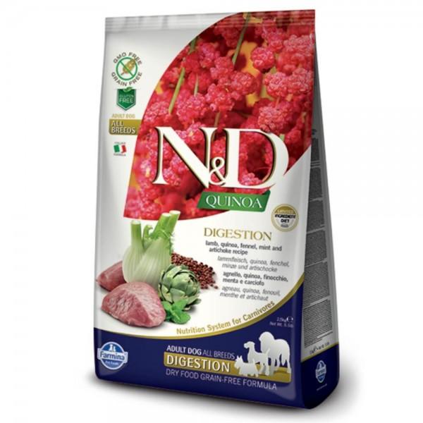 Farmina ND Dog Getreidefrei Quinoa Digestion