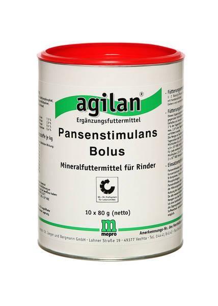 agilan Pansenstimulans Bolus 10x95g