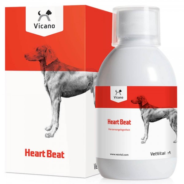Vicano HeartBeat 250ml