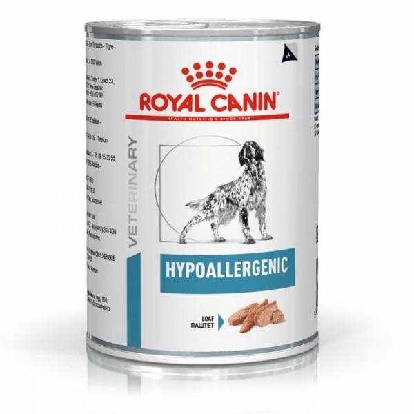 Royal Canin Hund hypoallergenic 12x400g Nassfutter