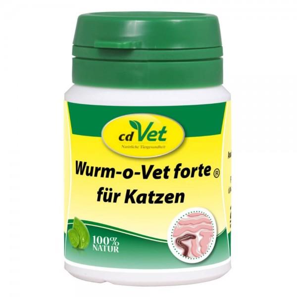 cdVet Wurm-o-Vet forte Katze 20 g