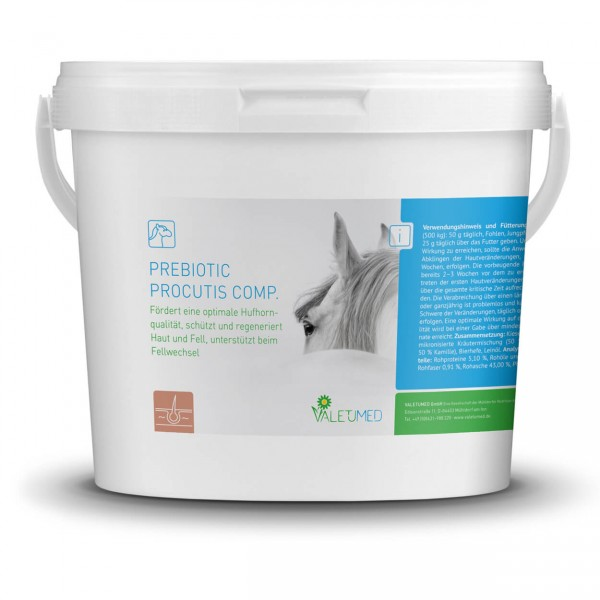 Valetumed Prebiotic Procutis Comp.