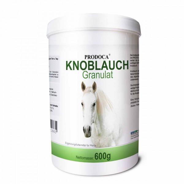 Prodoca Knoblauch Granulat Pferd