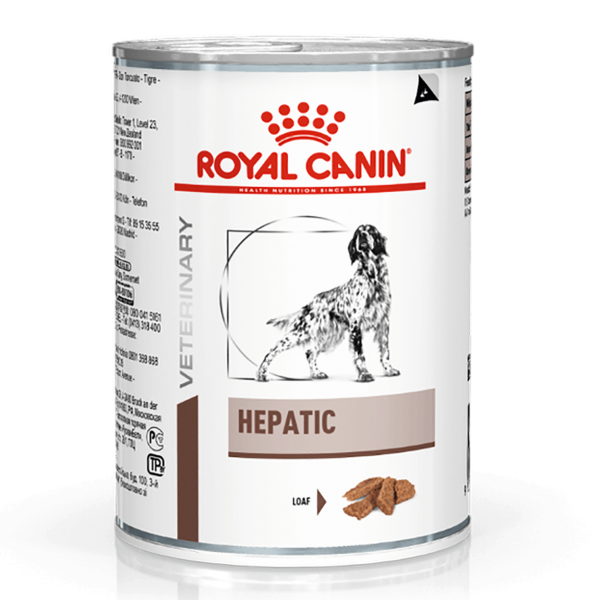 Royal Canin Hund Hepatic 420g