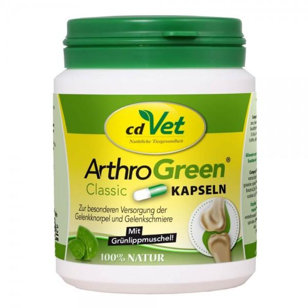 cdVet ArthroGreen Classic Kapseln