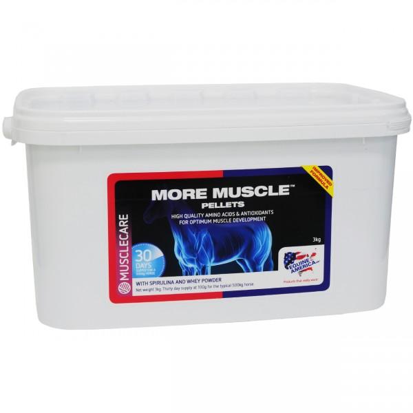 Equine More Muscle Pellets 3kg