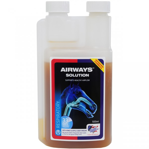 Equine Airways Solution 500ml