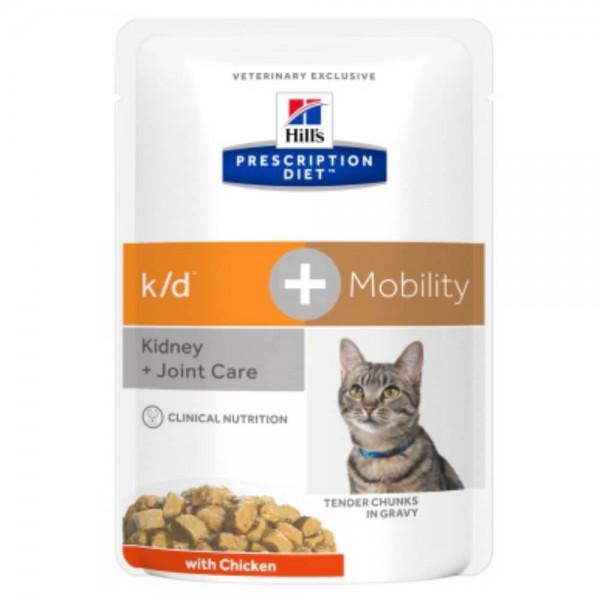 Hills Feline k/d + Mobility