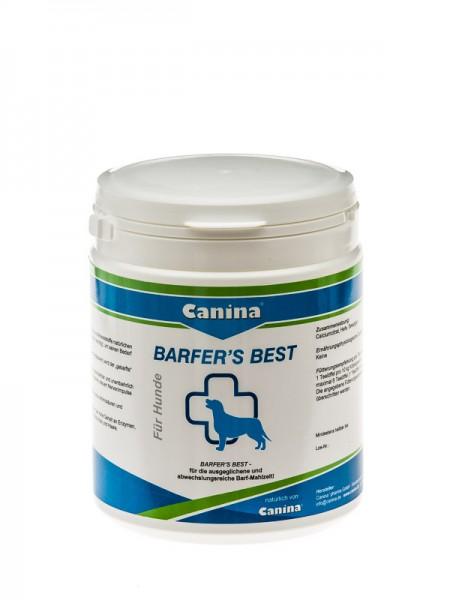 Canina Barfers Best Hund