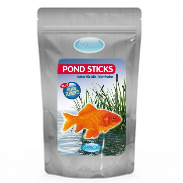 Aquaris Pond Sticks Color