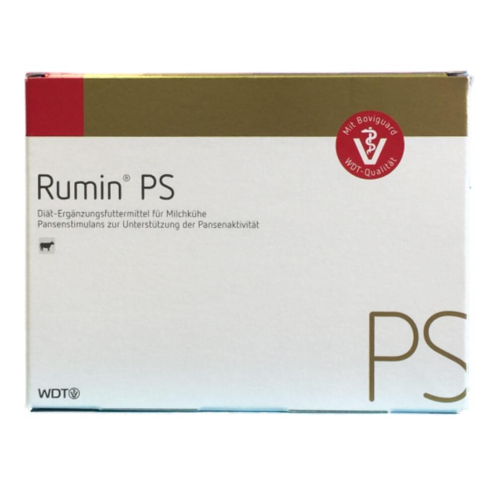 WDT Di/ät-Erg/änzungsfuttermittel f/ür Milchk/ühe Rumin/® pH 4 Boli /á 100 Gramm