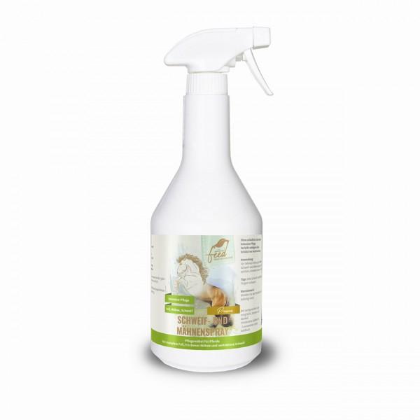 Natural Feed Schweif- und Mähnenspray Premium 750ml