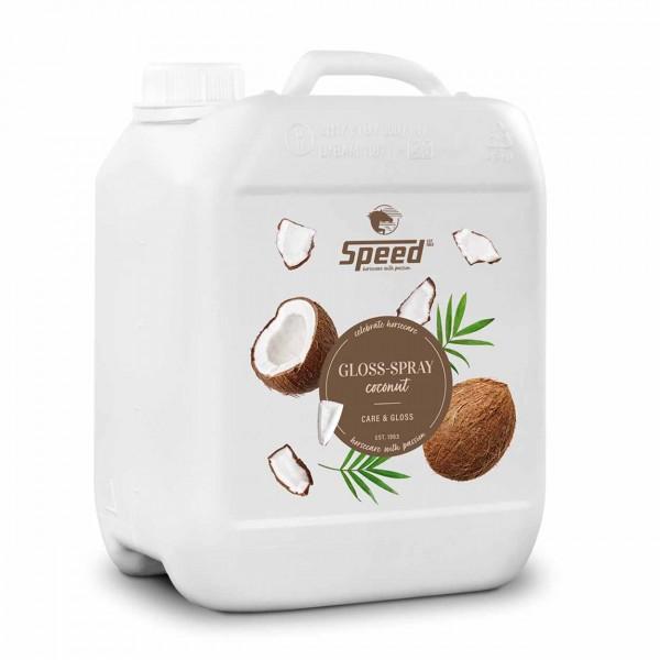 Speed Gloss-Spray Coconut 2500ml