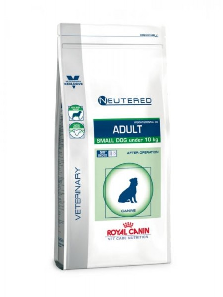 Royal Canin Hund neutered Adult small dog
