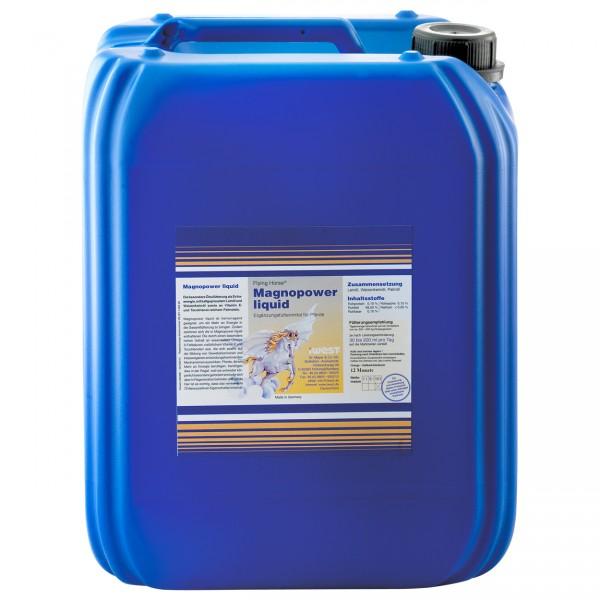 Magnopower liquid