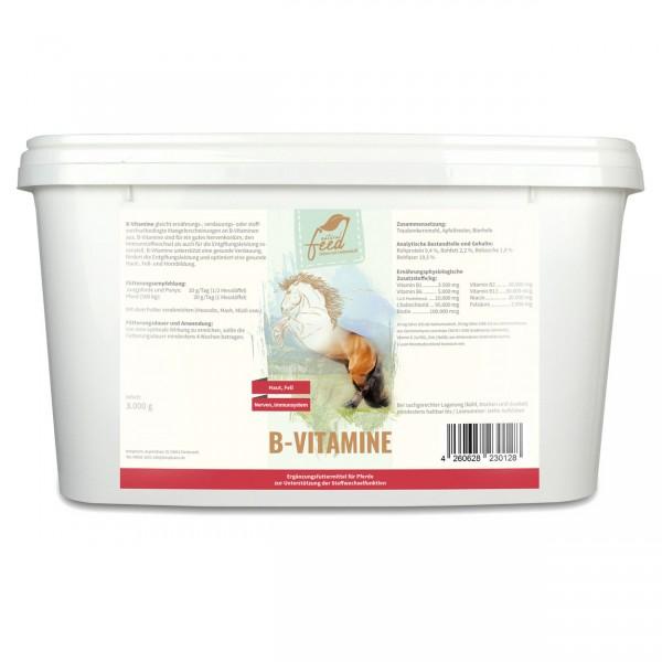 Natural Feed B-Vitamine 3000g
