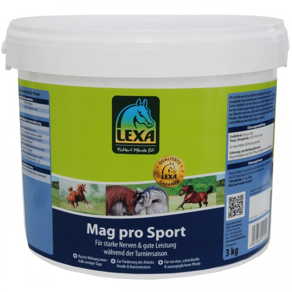 Lexa Mag proSport