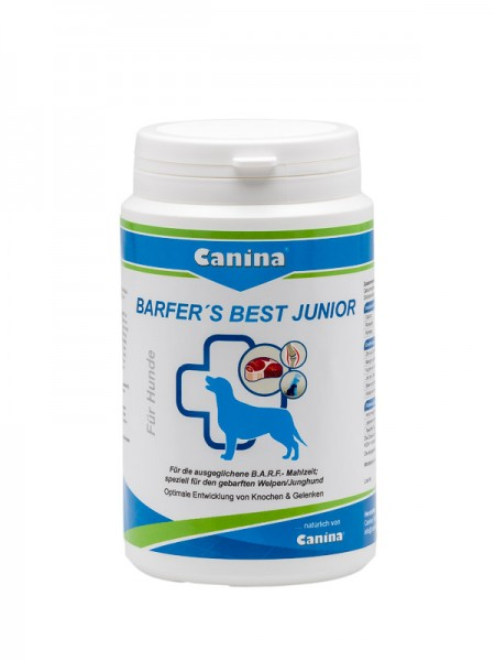 Canina Barfers Best Junior