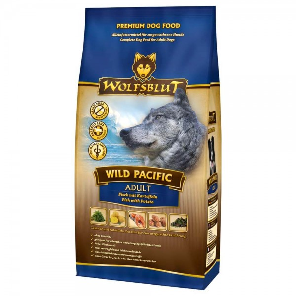 Wolfsblut Wild Pacific large breed