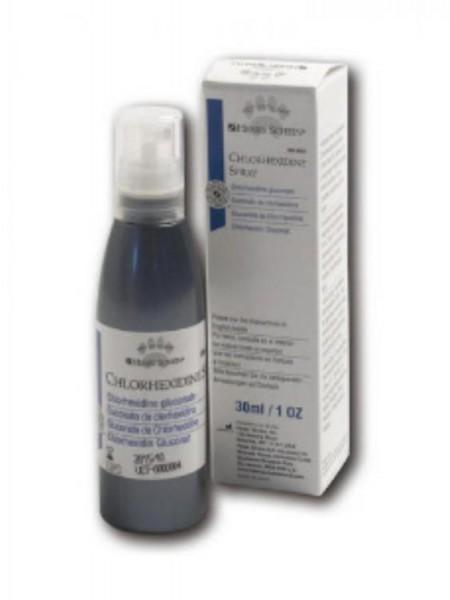 HS VET Pet Care Chlorhexidine Spray