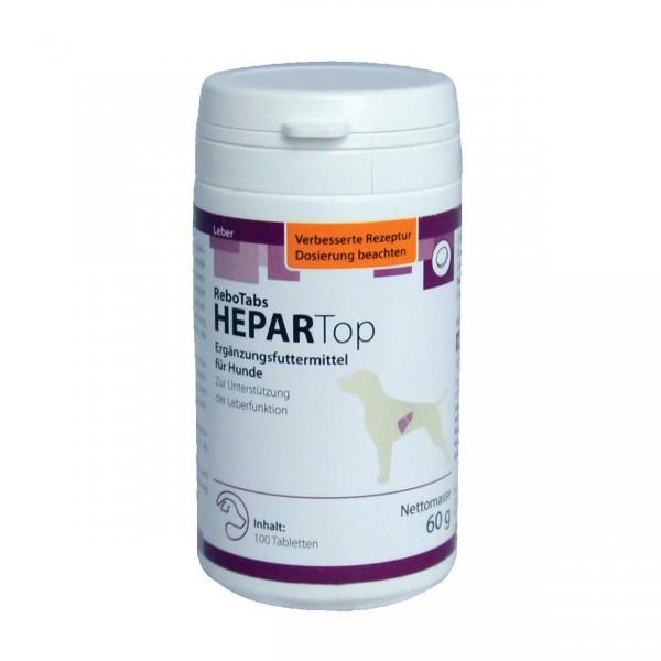 ReboTabs Hepartop 60g