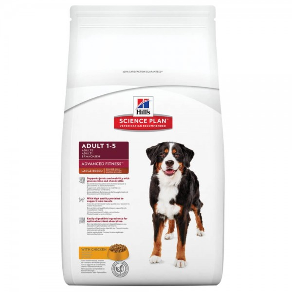 Hills Canine Adult advanced fitness Large Breed
