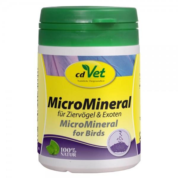 cdVet MicroMineral Ziervögel Exoten