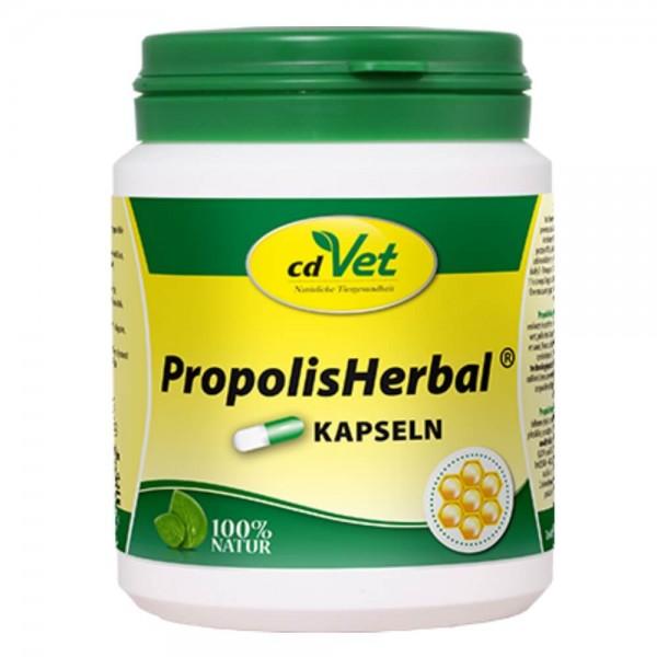 cdVet PropolisHerbal Kapseln