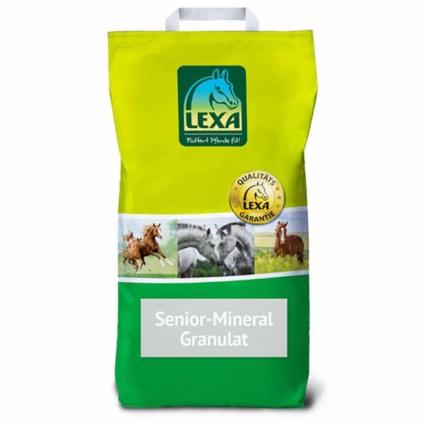 Lexa Senior Mineral Granulat unpelletiert 4,5kg