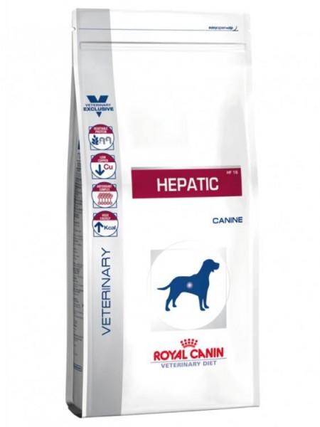 Royal Canin Hund Hepatic Trockenfutter