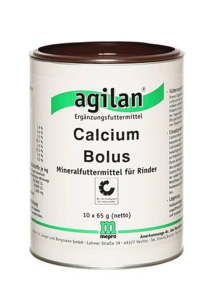 agilan Calcium Bolus 10x110g