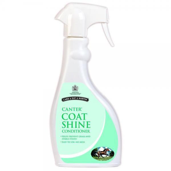 CDM Canter Coat Shine Fellglanz