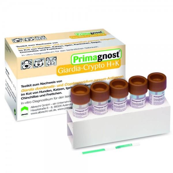 Primagnost Giardia-Crypto H+K