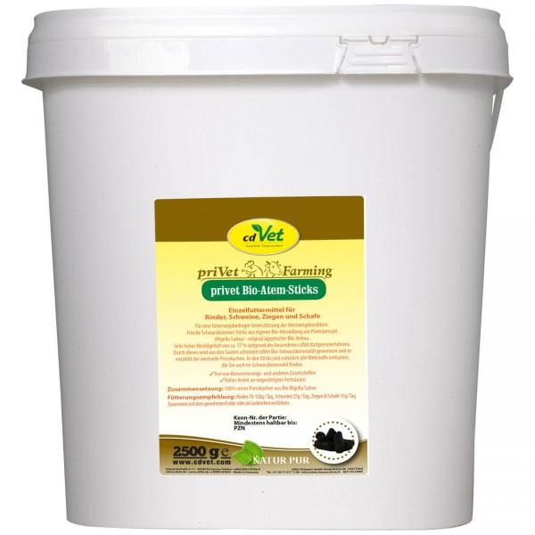 cdVet priVet Bio-AtemSticks 2,5 kg