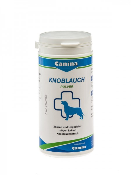 Canina Knoblauch Pulver