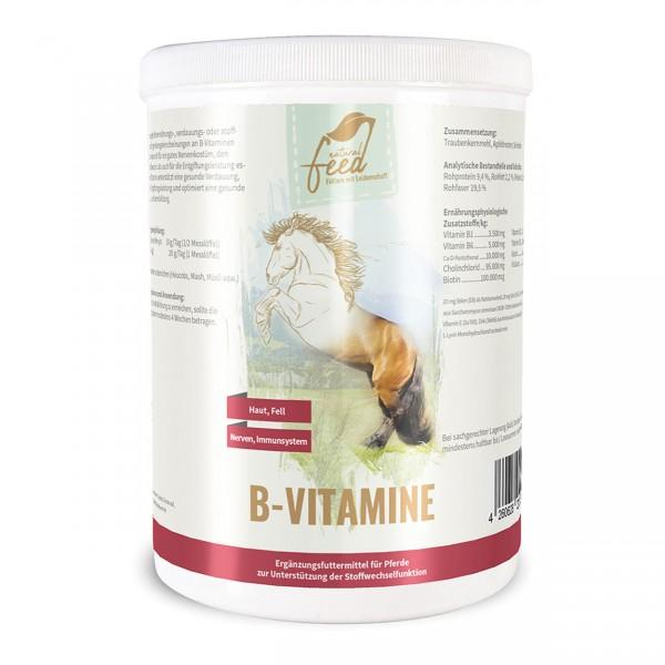 Natural Feed B-Vitamine 750g