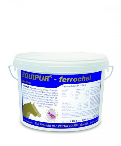 Equipur ferrochel 3kg