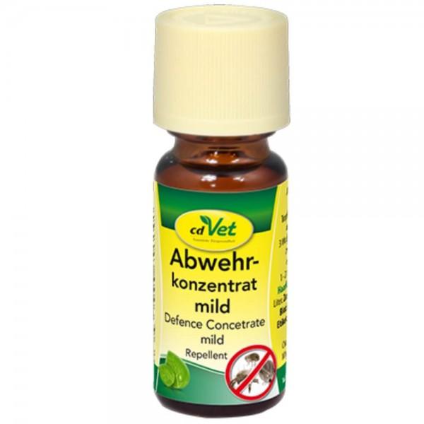 cdVet Abwehrkonzentrat mild 10ml