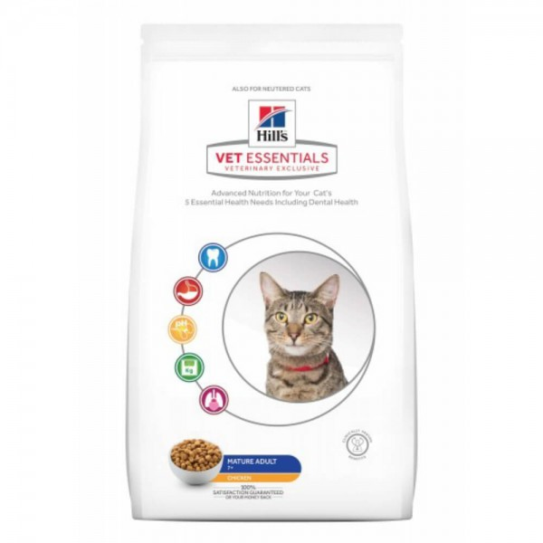 Hills VetEssentials Feline Mature Adult 1,5kg