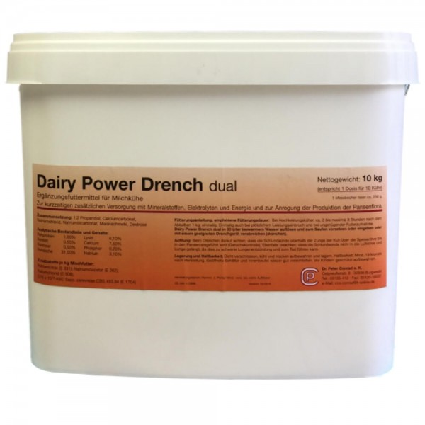 Dairy Power Drench