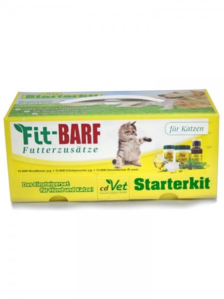 cdVet BARF Starterkit Katzen