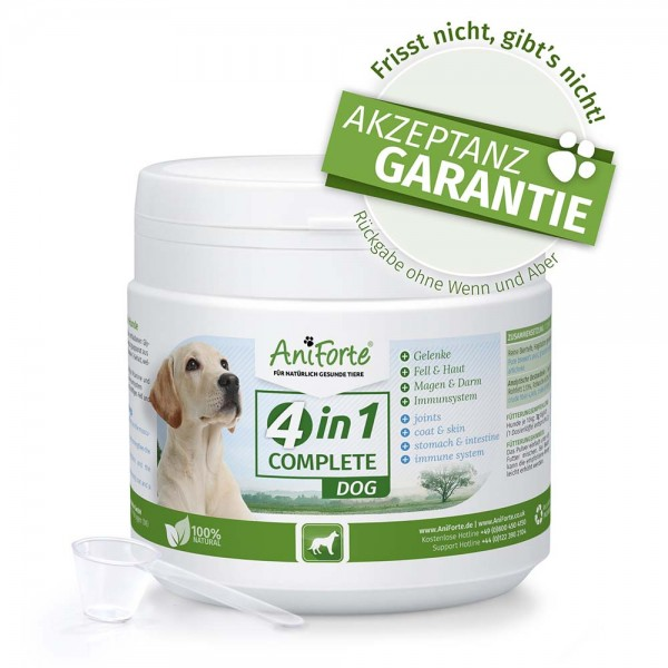 AniForte 4in1 Complete Dog 250g