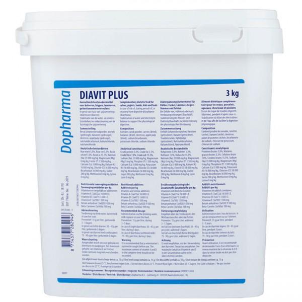 Diavit Plus 3 kg