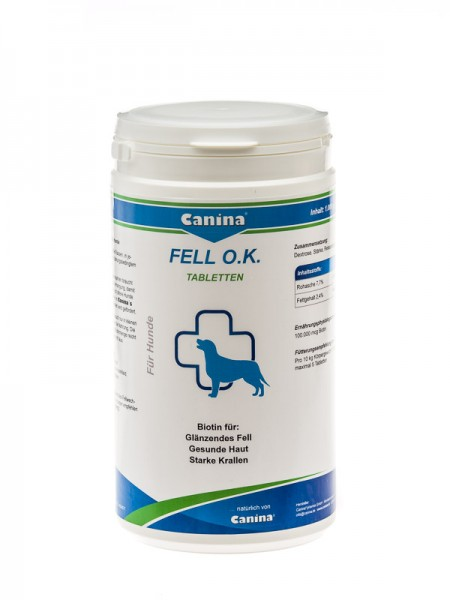 Canina Fell OK Tabletten