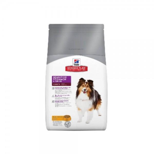 Hills Canine Adult Sensitive Stomach Skin