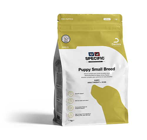 Specific CPD-S puppy small breed 1kg