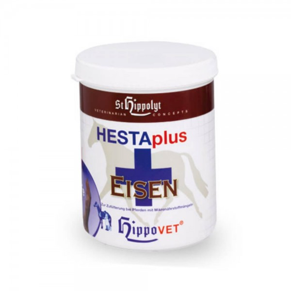 HESTA plus Eisen