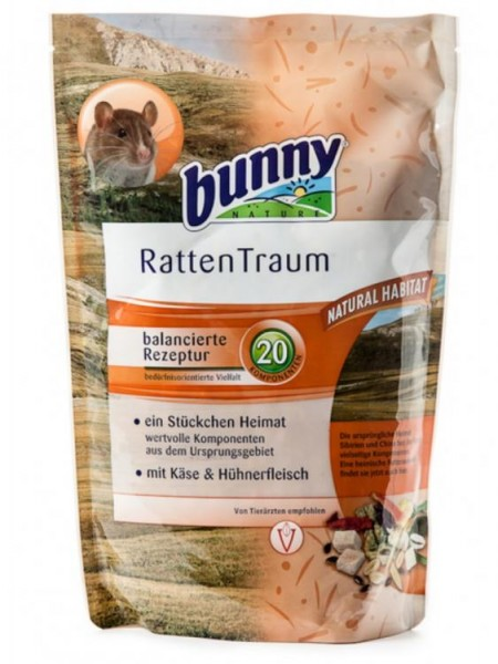 bunny RattenTraum 500g